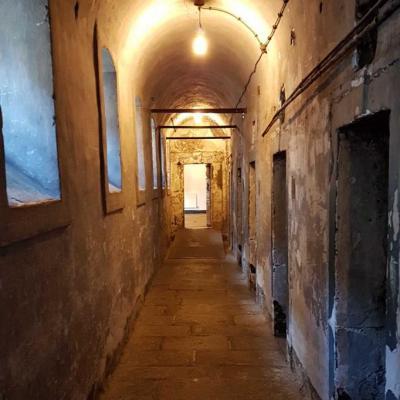 atmosphère un peu glaçial et conditions carcérales vraiment dures !