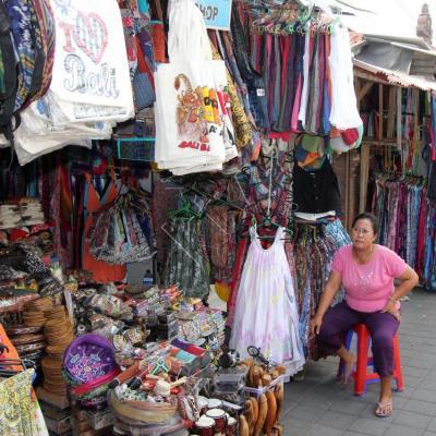 Bali est de plus en plus réputé pour le shopping et l'artisanat