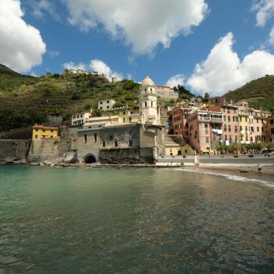 Vernazza, le plus pittoresque