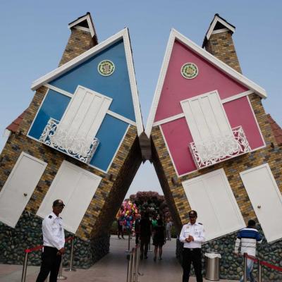 Dubaï n'a pas que des buildings !!