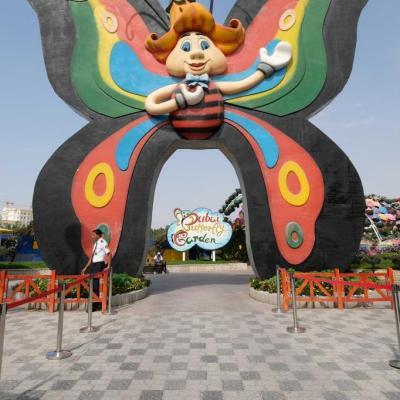 le Dubaï Butterfly Garden
