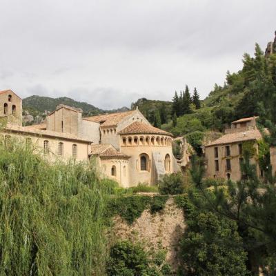 St Guilhem le Désert (Hérault)