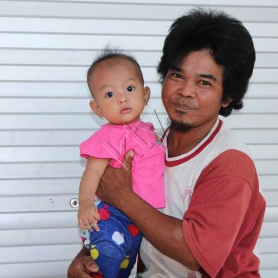 bébé autochtone