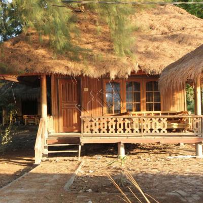 Les cottages de l'île