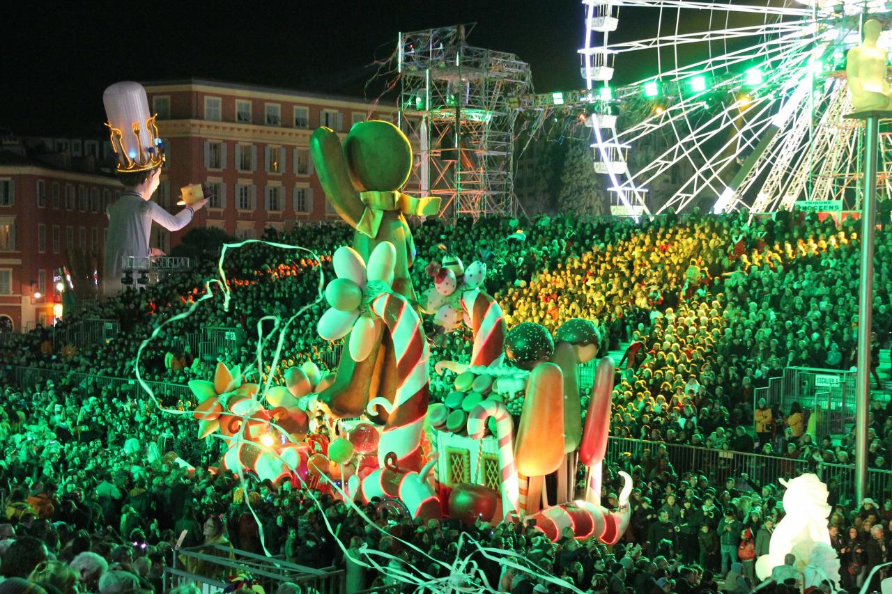 Carnavallon, l'heureux temps du goûter et des sucreries