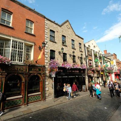 les pubs du quartier de Temple Bar