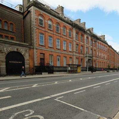 Jame's street, quartier de l'usine Guinness (2)