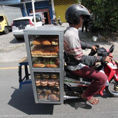 warung ambulant