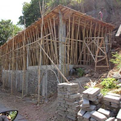 l'échaffaudage en bambou toujours surprenant_GF