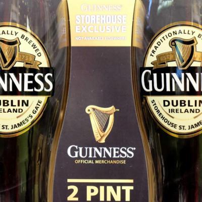 la boisson la plus célèbre de Dublin