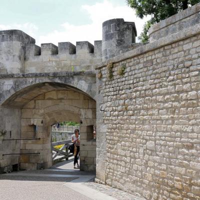 Les quais de La Rochelle