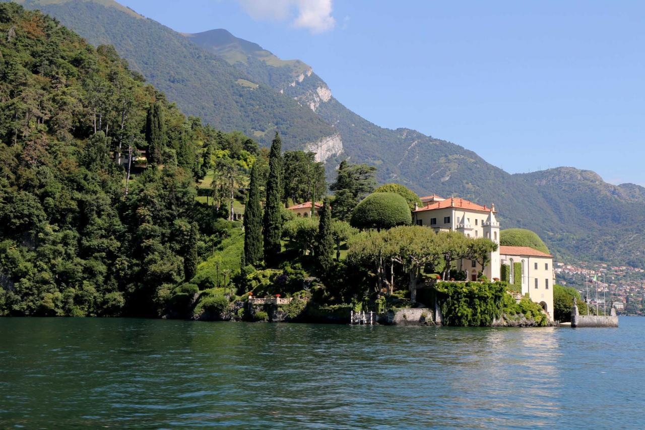 cette villa a servi de décor pour de nombreux films