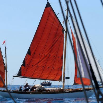Départ de Villefranche sur Mer
