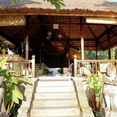 Mon 1er hôtel à Ubud : le Pertiwi