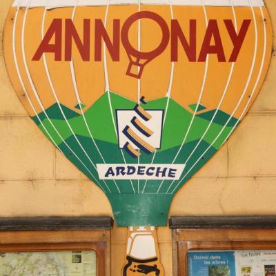 Annonay, la petite ville devenue site historique aérospatial