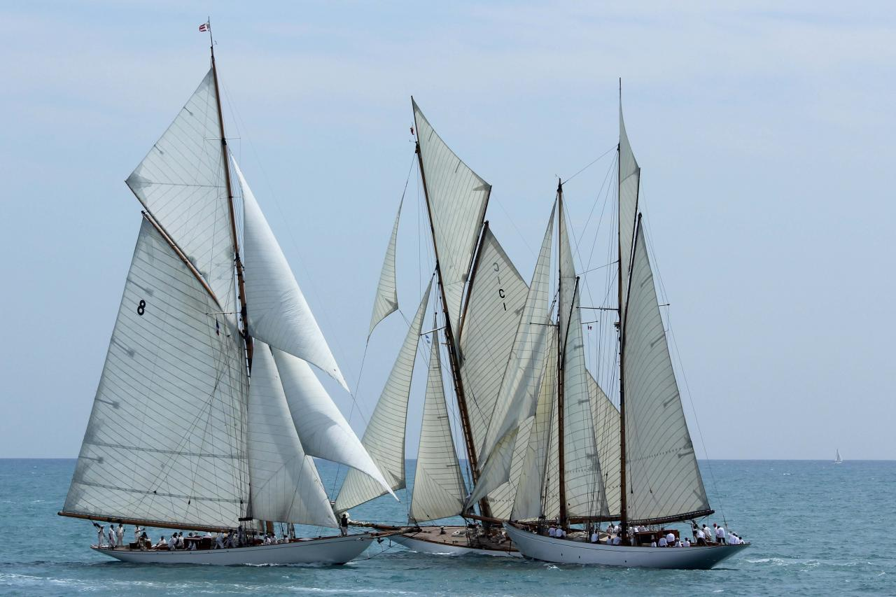 Voiles d'Antibes 2014 270