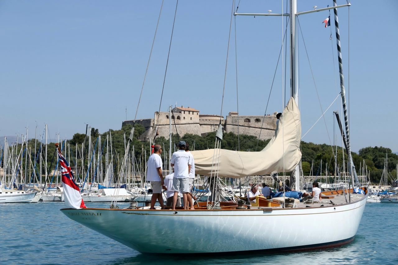 Voiles d'Antibes 2014 488