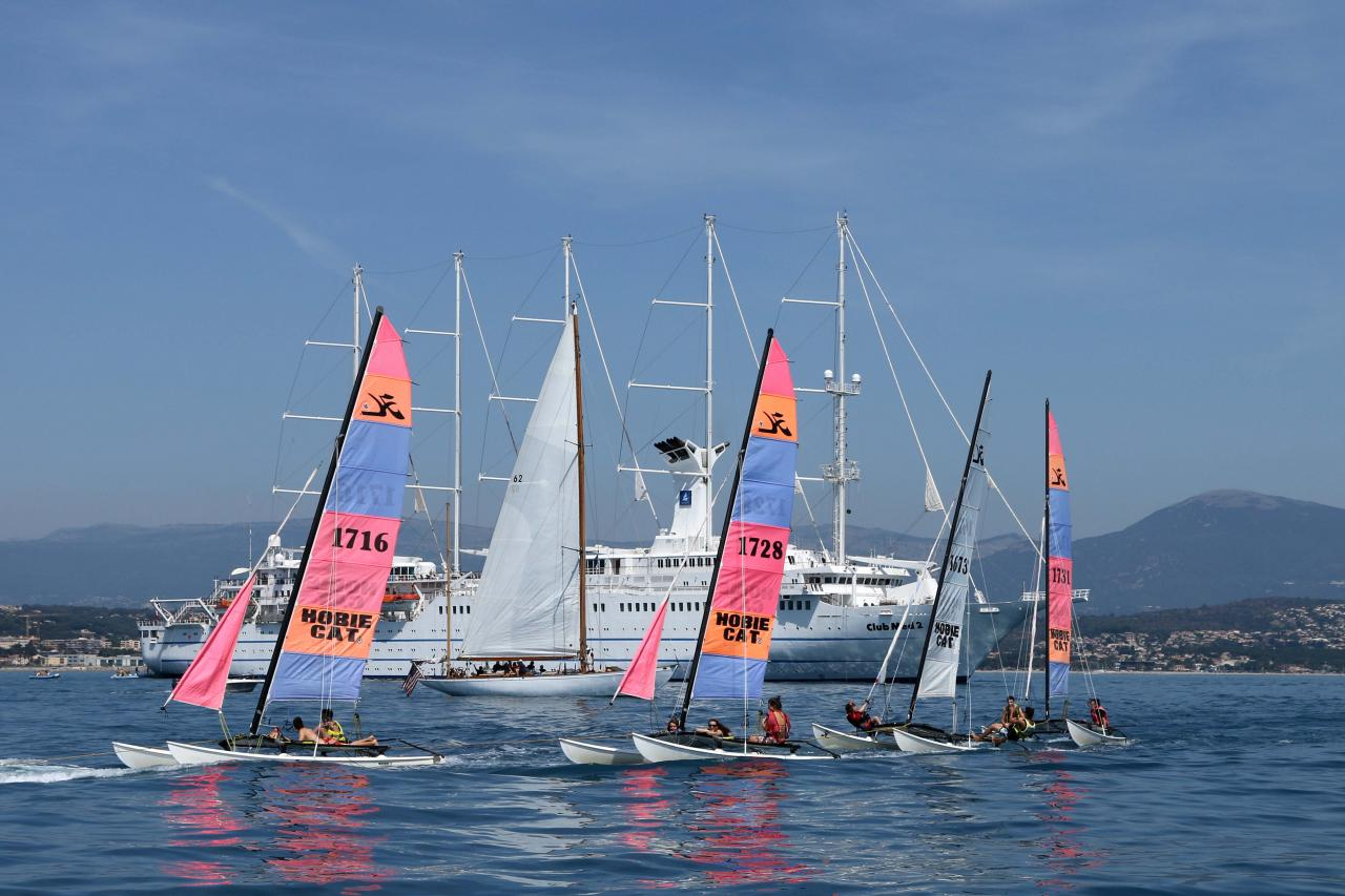 Voiles d'Antibes 2014 498
