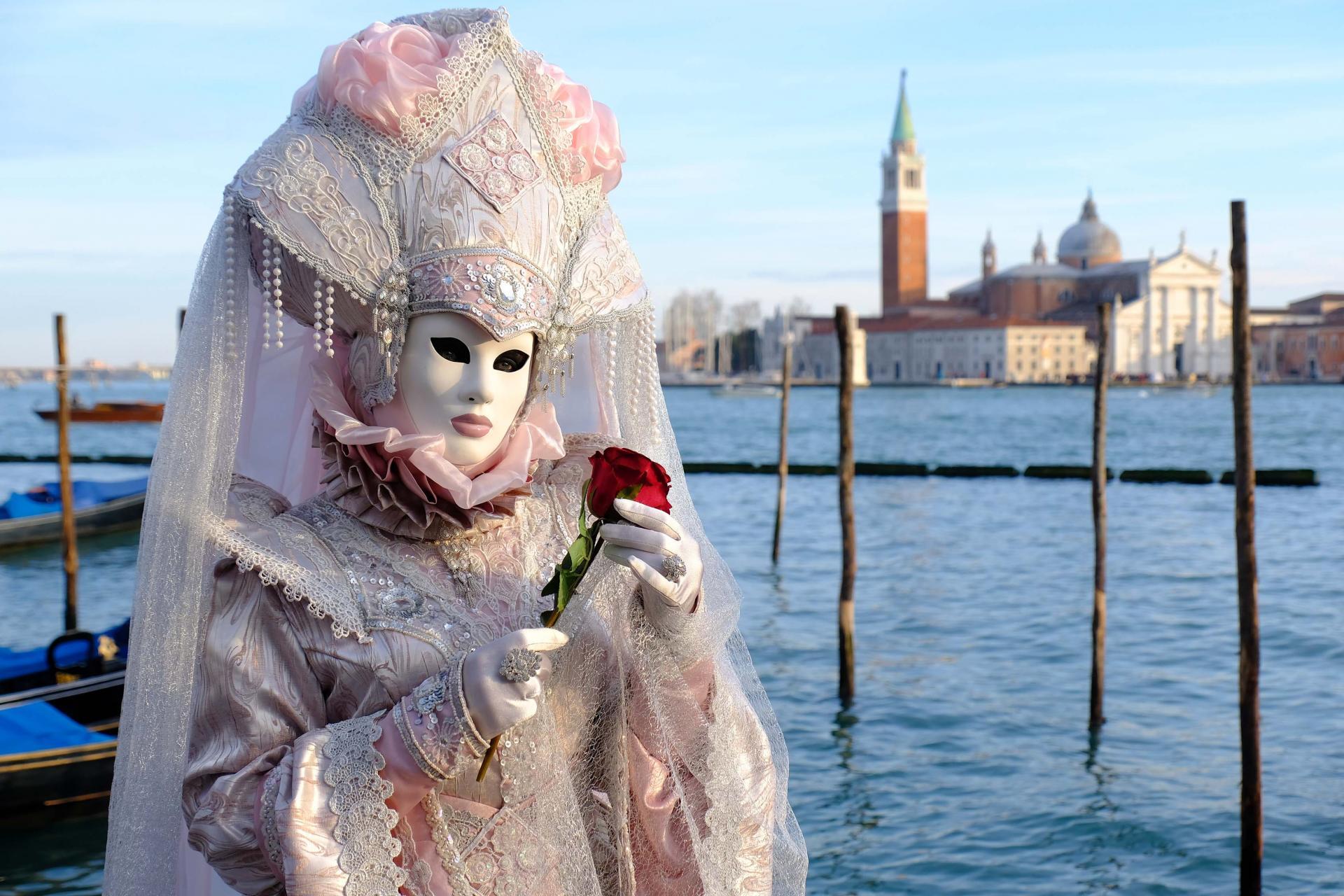Venise carnaval 1586