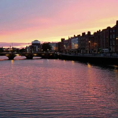les rives de la Liffey