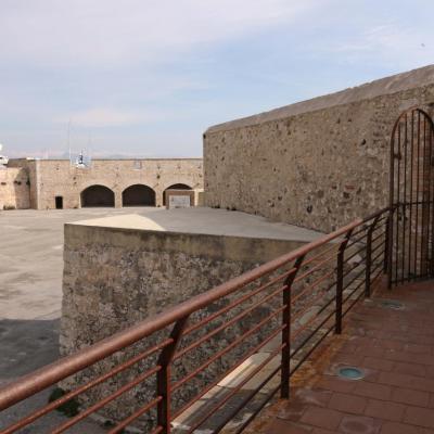 Le Bastion St Jaume