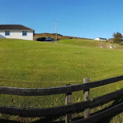 notre B&B du Connemara proche de Clifden