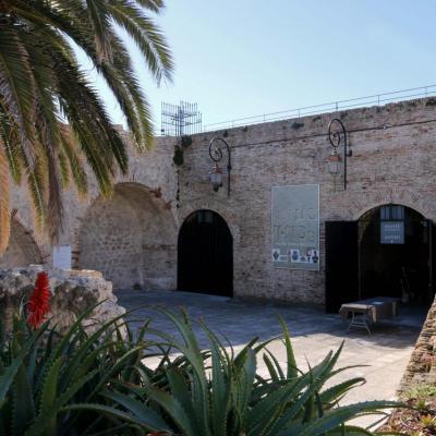 le musée archéologique dans le Bastion