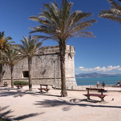 Remparts, Bastion et musées ...