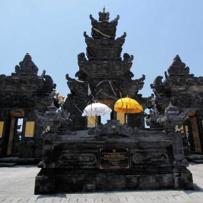 Le Pura Batu Mejan aux allures de pagode