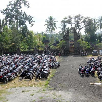 La route des artisans de Ubud à Tegallalang