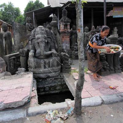 Aux alentours de Ubud