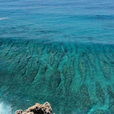 Bleu comme ... les fonds marins de Bali (ici Uluwatu)