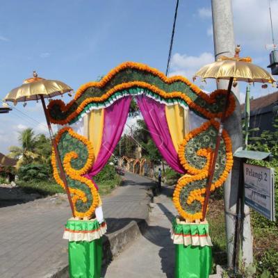 Mariage à Ubud