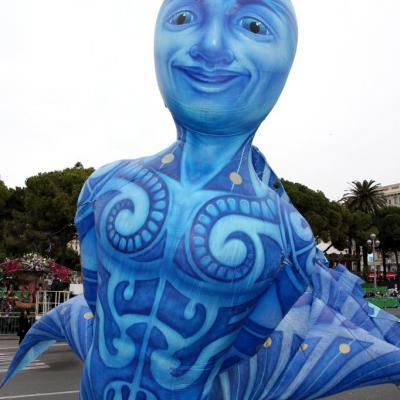 Bleu comme ...