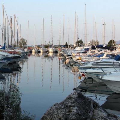 Petit port de plaisance, le Port du Croûton