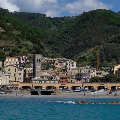 Monterrosso, le village le plus à l'ouest