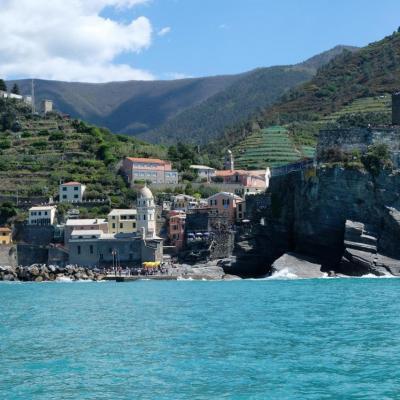 Vernazza est certainement le village le plus pittoresque des 5 terres