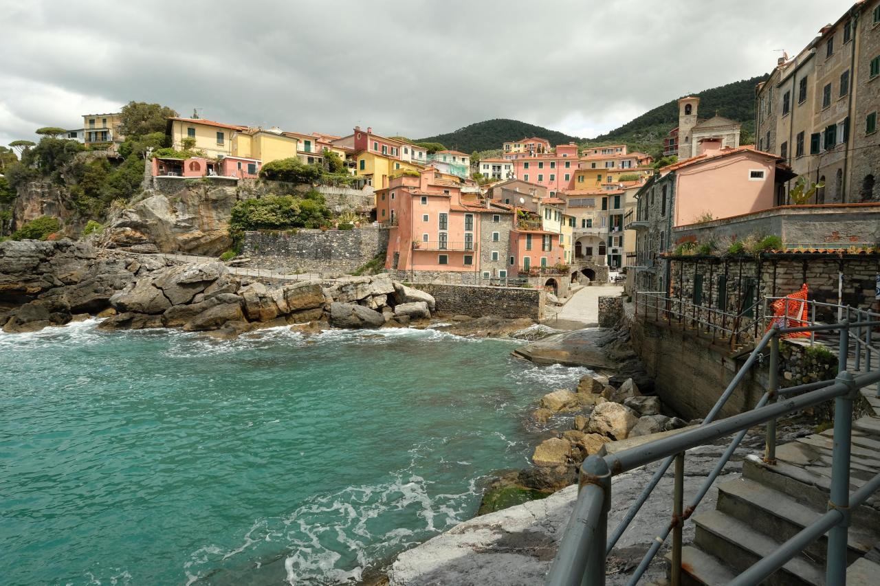 Tellaro, charmant village de pêcheurs surplombant le golfe de La Spezia