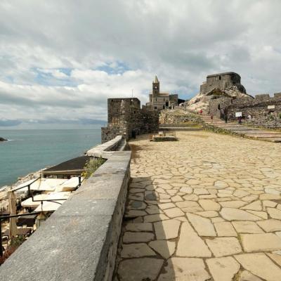 jusqu'au XVè siècle ce fut la sentinelle de Gênes
