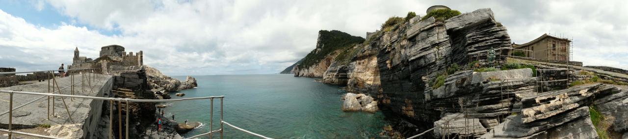 la magnifique baie de Lord Byron