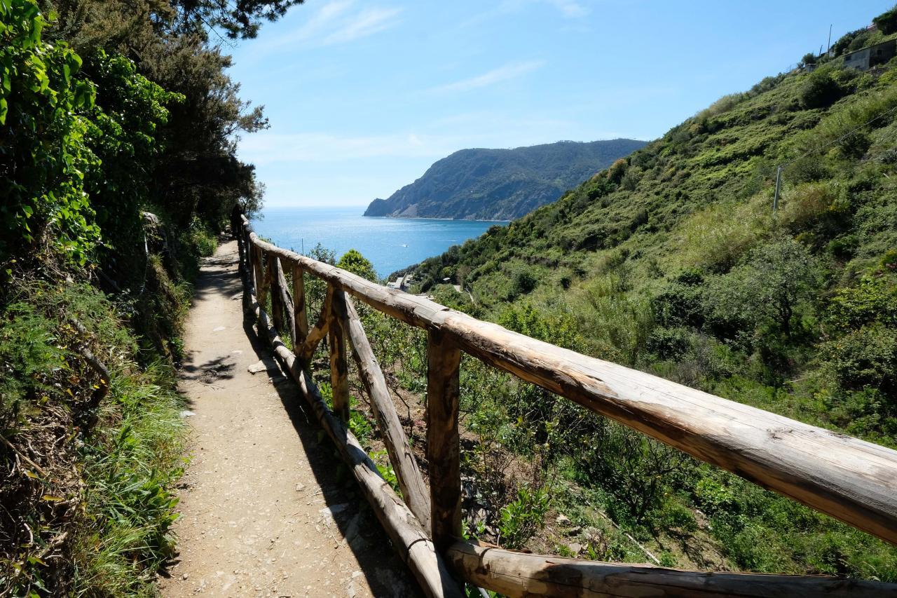 Monterosso n'est pas loin ...