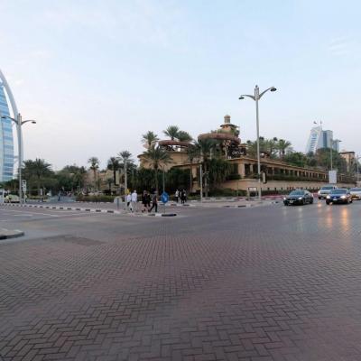 Le Burj al-Arab, hôtel de luxe 5* proclamé sept étoiles !