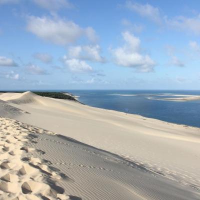 La dune du Pilat et le Cap Ferret
