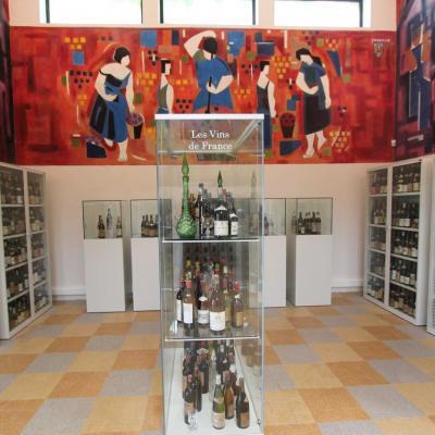 Le musée des vins et des spiritueux