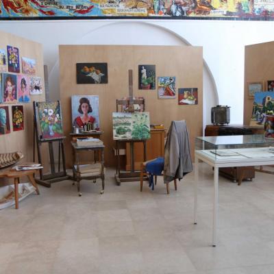 Paul Ricard l'artiste peintre et passionné d'art