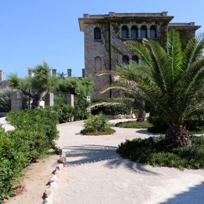 Grand Hôtel de l'île Le Délos (architecture italienne)