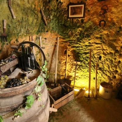 les Grottes de Meschers (Gironde)
