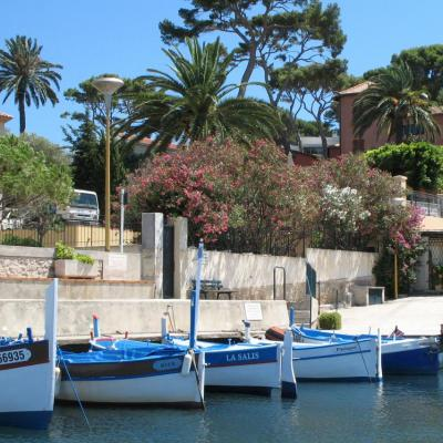 Le port de La Salis (août 2006) A620