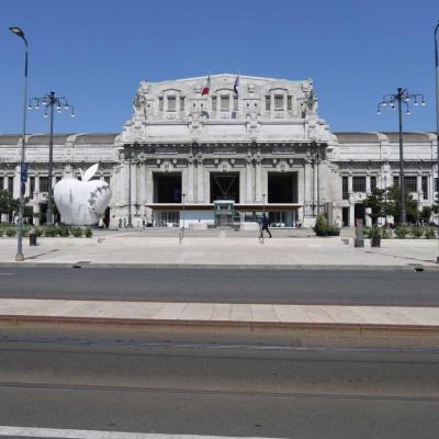 La Gare Centrale est un monument historique à voir sans prendre le train