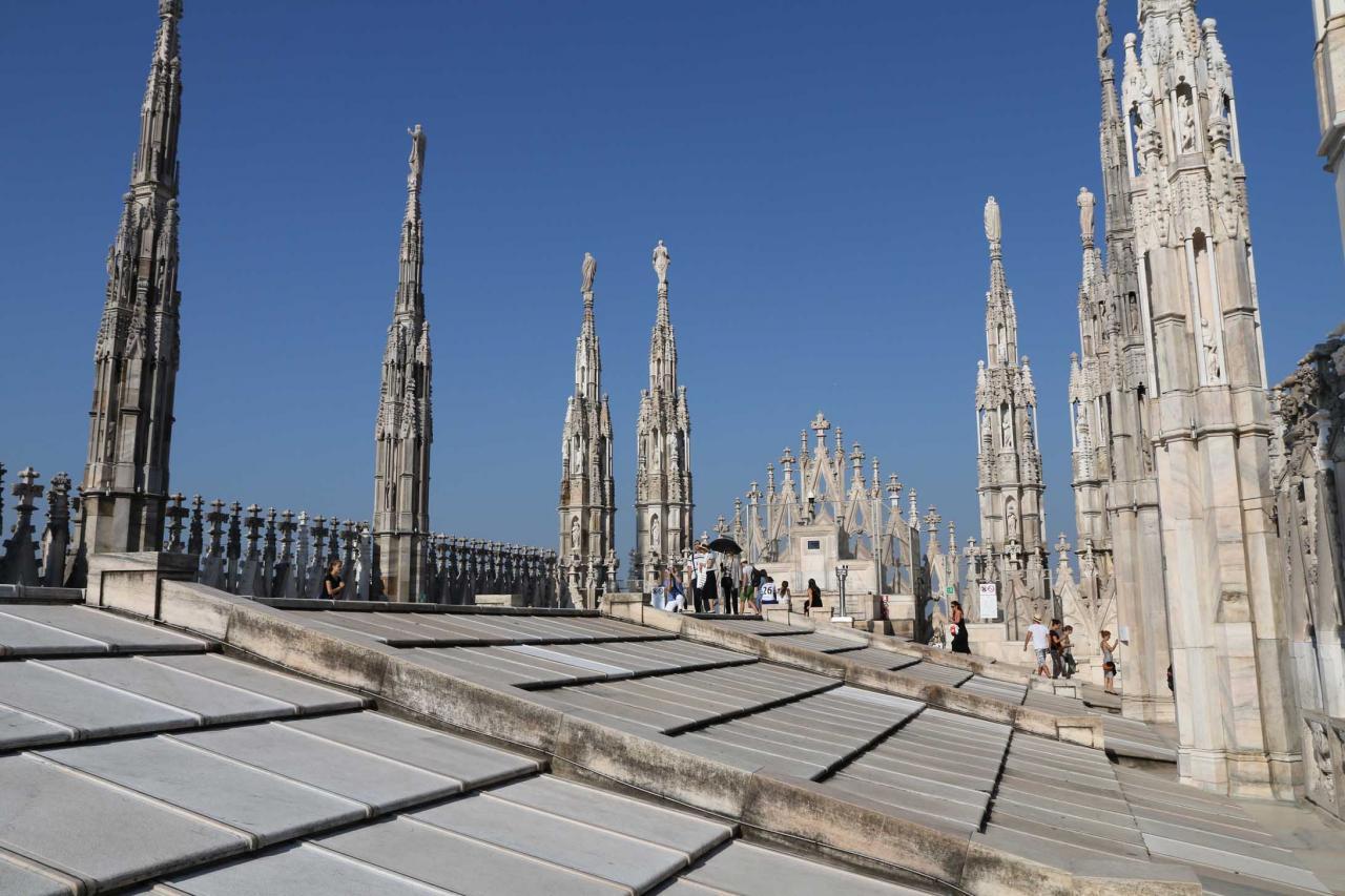A portée de main des 135 flèches et des 3000 statues